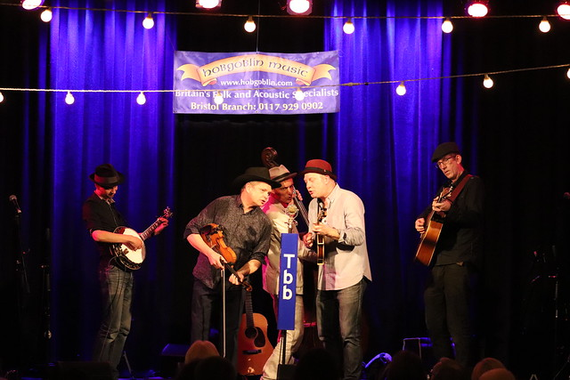 Thunderbridge Bluegrass Band