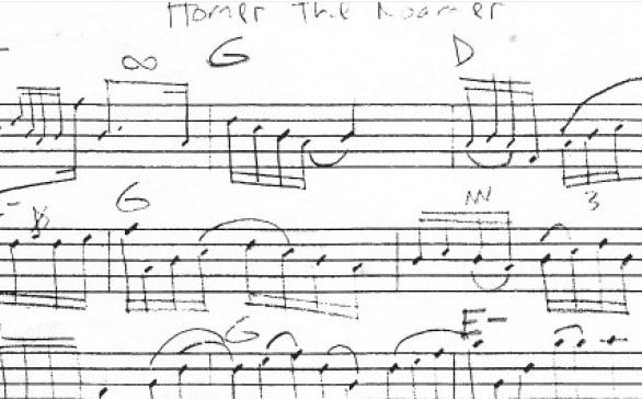homer the roamer